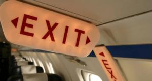 Aircraft Exit