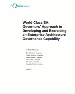 Download Architecture Governance Guide