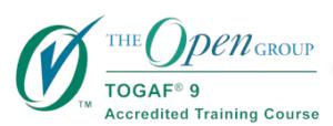 Logotipo de formación certificado por TOGAF